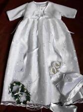 Taufkleid 4- tlg Baby*Junge*Mädchen, 56-62-68-74- 80-86