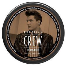 American Crew pomade 85 gr cera capelli a tenuta media e finitura brillante