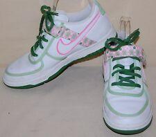 Nike VANDAL LOW GS KIDS 314675-131 LIMITED RADIANT GREEN SNEAKERS 5.5Y