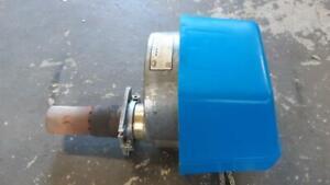 Brenner MAN RE 1.3 mit NEUE PUMPE Oelbrenner Raketenbrenner Vorwarmer 31-38kw