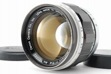 【Near Mint】 Canon 50mm f/1.4 Lens for Leica Screw Mount M39 LTM from Japan #154