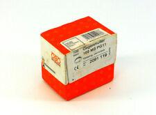 100 Stück OBO Bettermann Gegenmutter 169 MS PG11 Messing vernickelt | 2091119