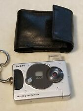 Smart Mini Digital keychain Camera with case  2x2 inches