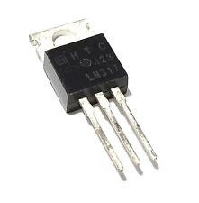 10PCS HTC LM317 - Positive Adjustable Voltage Regulator - New IC
