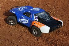 Traxxas 1/10th 2Wd Slash 58034-1 Arie Luyendyk Jr. #25 Gunk