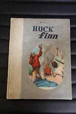 Huck Finn - M. Twain - Prima edizione Boschi 1961 - Illustrazioni di P. Gamba