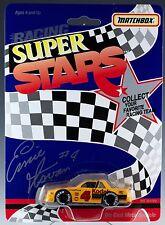 Matchbox Super Stars Racing Chevrolet Lumina Ernie Irvan #4 Kodak New On Card
