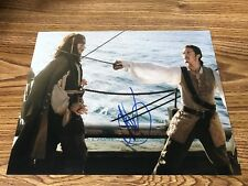 Orlando Bloom Autographed 11x14 Photo Pirates of the Caribbean Lord of the Rings