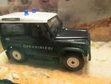 JAMES BOND CARS COLLECTION 065 LAND ROVER DEFENDER CARABINIERI QUANTUM OF SOLACE