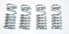 TRAXXAS Revo 3.3, e-Revo, Summit  Silver Dual Rate Shock Springs Set of 4 NIP!