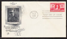 "USA ""Artcraft"" 1948 Volunteer Firemen  First Day Cover"