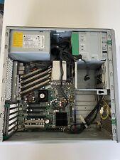 HP XW6600 WORKSTATION SOLO CASE TOWER + SCHEDA MADRE - NO HARD DISK USATO !!