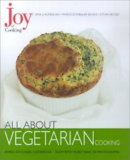 Joy of Cooking: All About Vegetarian Cooking by Irma S. Rombauer, Ethan Becker,