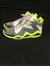 Reebok Kamikaze III Mid NC Rivet Grey/Steel-Green  Mens Size 9