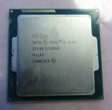 Intel Core i5-4570 @ 3.20GHz CPU / Processor SR14E