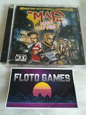 CD MUSICAL : MAP - Debout La D'Dans - Rap FR - Floto Games