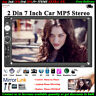 7''2 DIN Touch screen Autoradio MP5 Link Specchio Stereo Bluetooth AUX/TF/FM/USB