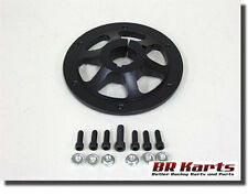 "Sprocket Hub, 1.25"" Go Kart Racing, cart, Black"