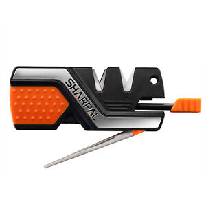 6-in-1 Knife Sharpener Diamond&Ceramic For Knives Blade Outdoor Survival Tool AU
