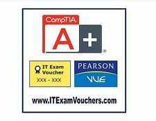 CompTIA A+ Certification Exam Voucher VUE Test FREE Registration US/Canada