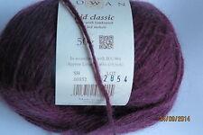 """Rowan """"KID CLASSIC"""" Mohair Blend Yarn #852 Victoria"""