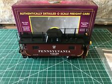 MTH PENNSYLVANIA N-8 CABOOSE 20-90003f - Lighted