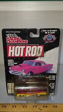 1/64 RACING CHAMPIONS HOT ROD MAGAZINE 1963 PLYMOUTH FURY ISSUE #48 B78