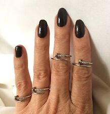 Alloy Stackable Fashion Rings