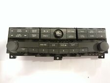 04-06 NISSAN MAXIMA CENTER DASH RADIO AM FM AUDIO CONTROL UNIT OEM 28395 7Y00
