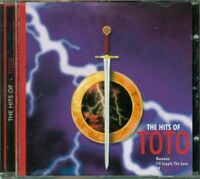 Toto - The Hits Of Toto Sony Cd Perfetto