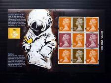GB 2010 Machin Se-tenant Prestige Booklet Pane U/M SEE BELOW NB4067