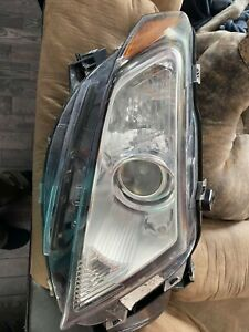 2009-2012 LINCOLN MKS RH RIGHT PASSENGER SIDE HID XENON HEADLIGHT OEM