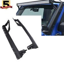 52inch LED Light Bar Windshield Mounting Bracket For Jeep Wrangler JK 2007-2017