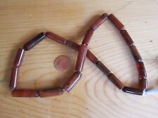 Old African Carnelian Agate trade beads and Free Shipping