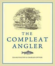 The Compleat Angler,Charles Cotton, Izaak Walton,Excellent Book mon0000065742