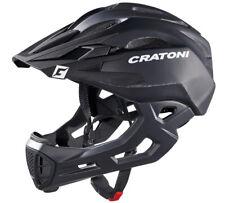 Cratoni C-maniac Nero-opaco heliobil 2016 Ride Down Hill Casco da bici BMX