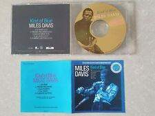MILES DAVIS - KIND OF BLUE (JAPAN) GOLD CD