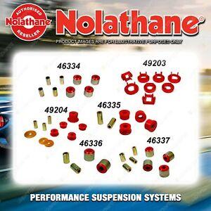 Rear Nolathane Suspension Bush Kit for BMW 3 SERIES E90 E91 E92 E93 EXCL M3