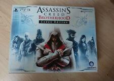 Assassins Creed Brotherhood Codex Edition. Playstation 3.