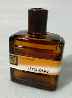 RARE Vintage After Shave Perfume ✿ TABAC  VX1 ✿ Après-rasage Bottle (50ml ??)