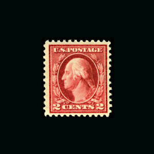 US Stamp Regular Issues Mint  OG & H, VF S#461  PF Certificate, previously hinge