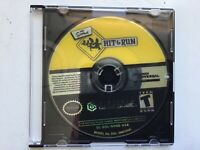 The Simpsons Hit and Run DISC ONLY Nintendo Gamecube Game Cube NGC Tested