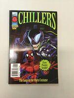 Chillers Spider-man Venom Saga Of The Alien Costume Marvel Tpb Paperback (MC02)