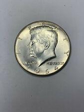 1964 Kennedy 90% Silver Brilliant Uncirculated Half Dollar