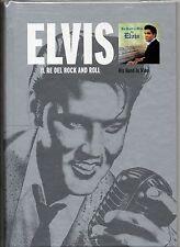 ELVIS PRESLEY BOOK + CD 15 TR Is hand in mine ABBIN Sorrisi MADE in ITALY 2010