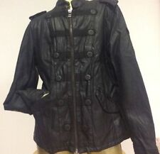 River Island Faux Leather Coats & Jackets for Men