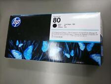 Hp Designjet 1000 1050 C4820a 80 Black Printhead Cleaner Genuine Factory Sealed