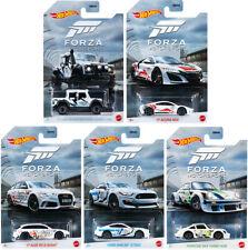 Forza Set 5 Modellautos XBOX - 2020 1:64 Hot Wheels GDG44 - 979M
