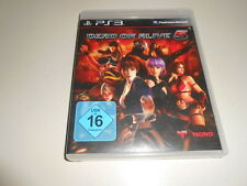 PlayStation 3 PS 3   Dead or Alive 5