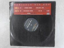 Strictly Hip Hop 12in Single (Various - 2004) HHSTRICTVP1 (ID:15662)